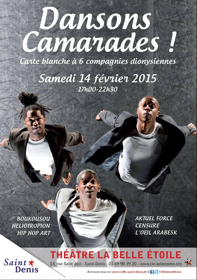 14 février 2015 – Dansons Camarades !