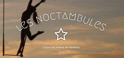 Les Noctambules Logo