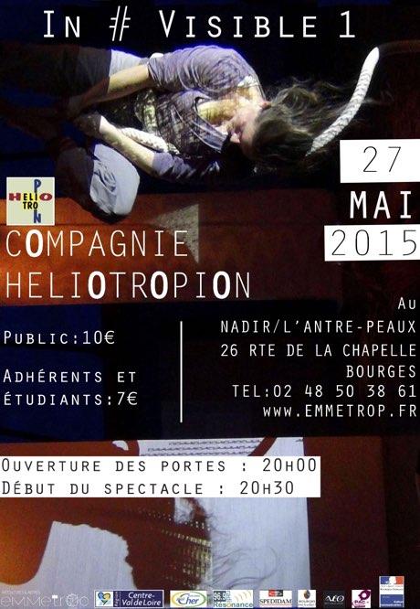 Résidense 2015 Bourges