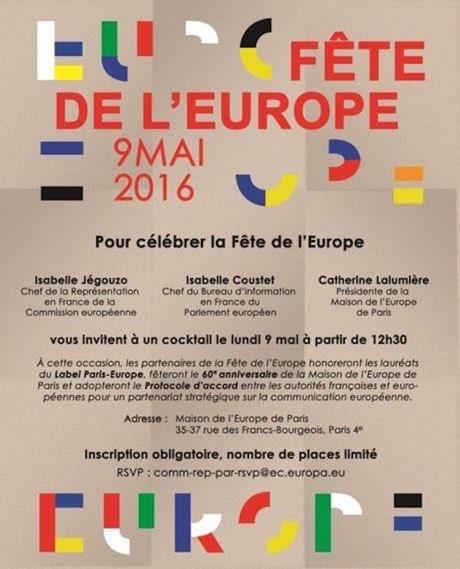 Label Paris Europe 2016
